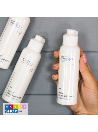 Очищающая энзимная пудра для умывания Wish Formula Enzyme Washing Powder