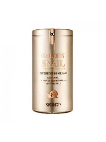 ББ-крем с экстрактом улитки Skin79 Golden Snail Intensive BB Cream SPF30