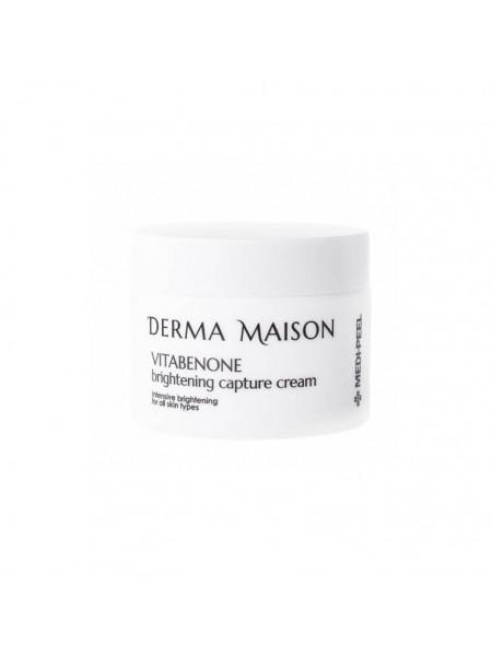 Витаминный крем для выравнивания тона кожи MEDI-PEEL Derma Maison Vitabenone Brightening Cream