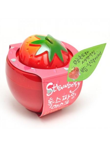 Клубничная маска для проблемной кожи Baviphat Strawberry Toxifying Mask