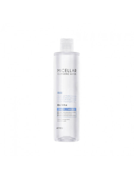 Освежающая мицеллярная вода для снятия макияжа A'pieu Micellar Cleansing Water (Fresh)