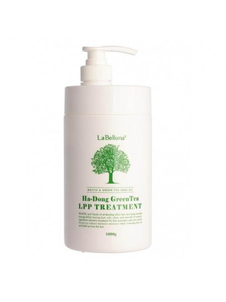 Лечебная мастика для волос Gain Cosmetics Mastic Ha-Dong Green Tea LPP Treatment