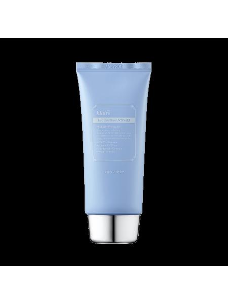 Солнцезащитный крем для чувствительной кожи Dear, Klairs Mid Day Blue UV Shield SPF 50+ PA++++
