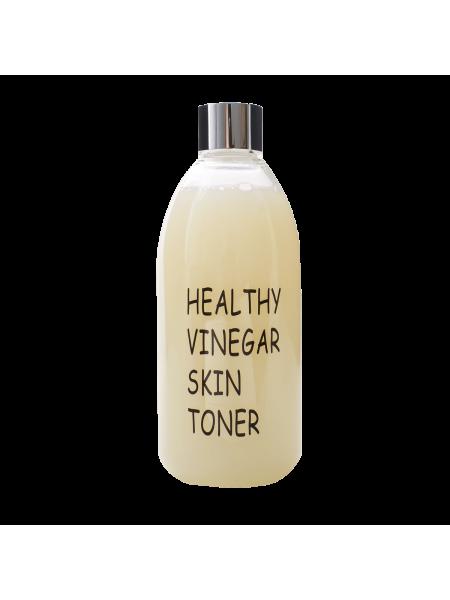 Слабокислотный антиоксидантный тоник с ячменем Realskin Healthy Vinegar Skin Toner (Barley Seed)