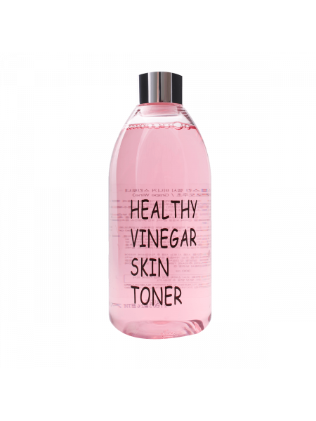 Слабокислотный регенерирующий тоник с красным вином Realskin Healthy Vinegar Skin Toner (Grape Wine)