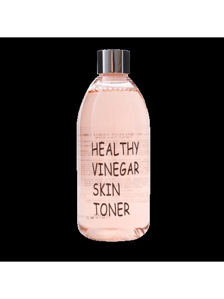 Омолаживающий слабокислотный тоник с женьшенем Realskin Healthy Vinegar Skin Toner (Red Ginseng)