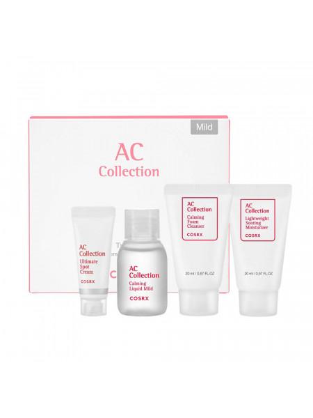 Набор для ухода за проблемной кожей COSRX AC Collection Trial Kit Mild