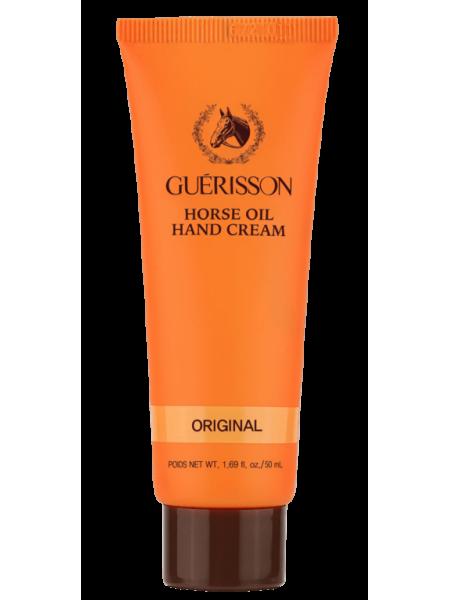 Питательный крем для рук с лошадиным жиром Guerisson Hand Cream Original