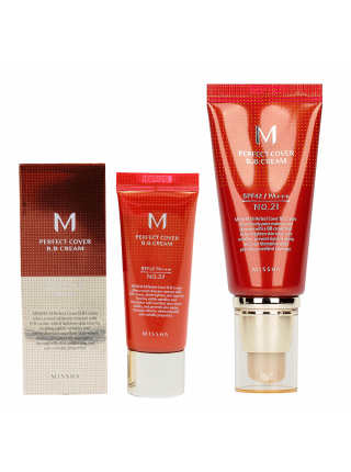 ББ-крем Missha M Perfect Cover B.B Cream №. 13 50 ml
