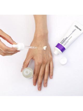 Регенерирующий крем для чувствительной кожи JsDERMA Returnage Blending Cream