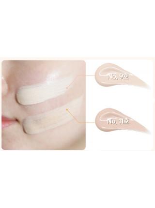 Легкий тональный крем Elizavecca Skin Liar T-Rawing Foundation SPF50+PA+++