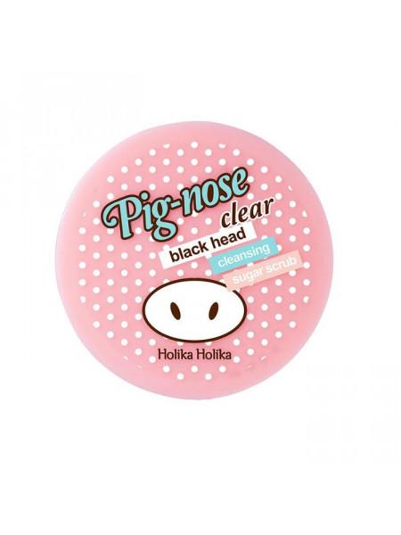 Очищающий сахарный скраб Pig-nose Clear Black Head Cleansing Sugar Scrub