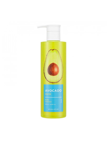 Гель для душа с авокадо Avocado Body Cleanser