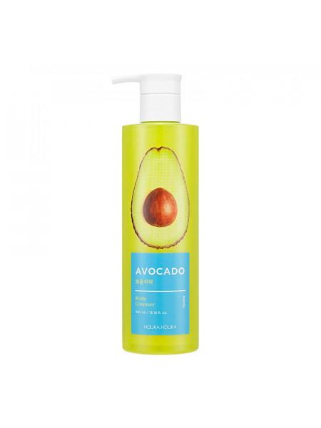 Гель для душа с авокадо Avocado Body Cleanser