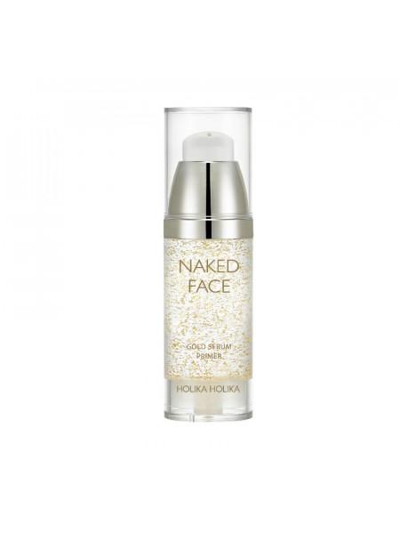 Праймер-сыворотка для сияния Naked Face Gold Primer