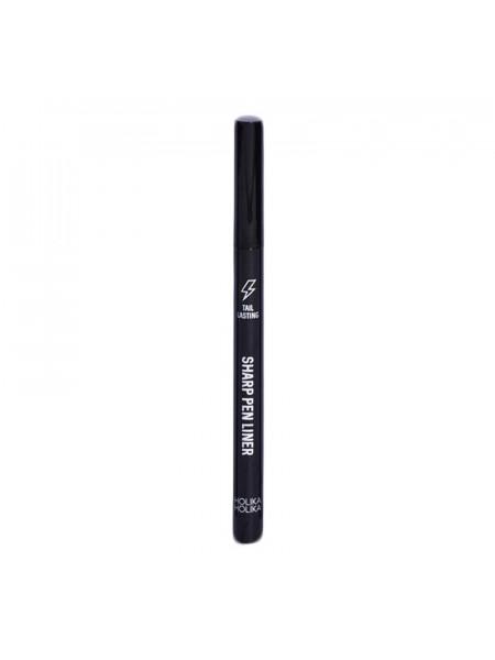 Подводка для глаз, тон 01, черная Tail Lasting Sharp Pen Liner 01 ink black