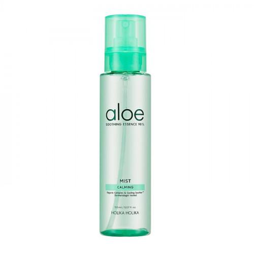 Увлажняющий мист для лица Aloe Soothing Essence 98% Mist 150ml