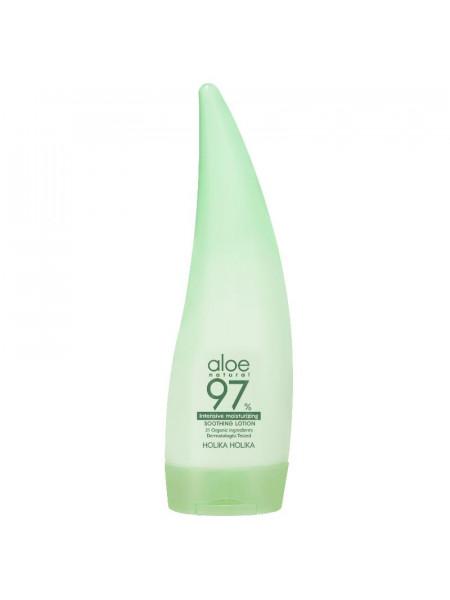 Интенсивно увлажняющий лосьон для лица и тела  Aloe 97% Soothing Lotion (Intensive)