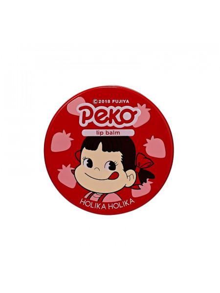Бальзам для губ Peko Jjang Melti Jelly Lip Balm, клубника