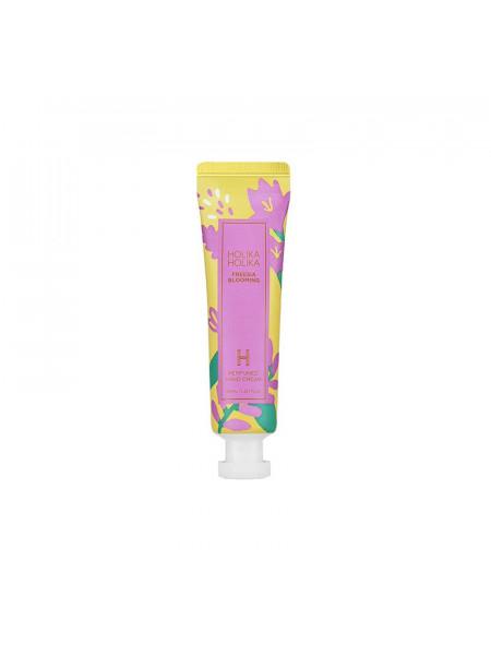 Крем для рук с фрезией Freesia Blooming Perfumed Hand Cream