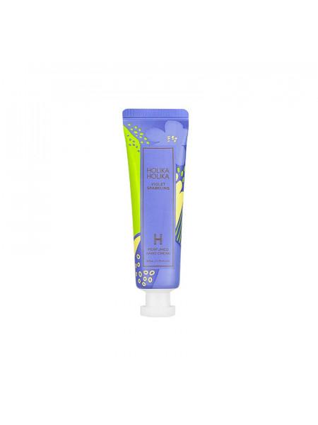 Крем для рук с фиалкой Violet Sparkling Perfumed Hand Cream