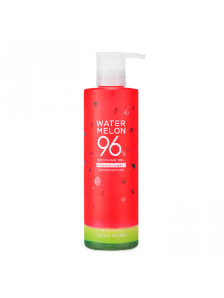 Гель для лица и тела с экстрактом арбуза Water Melon 96% Soothing Gel 390ml