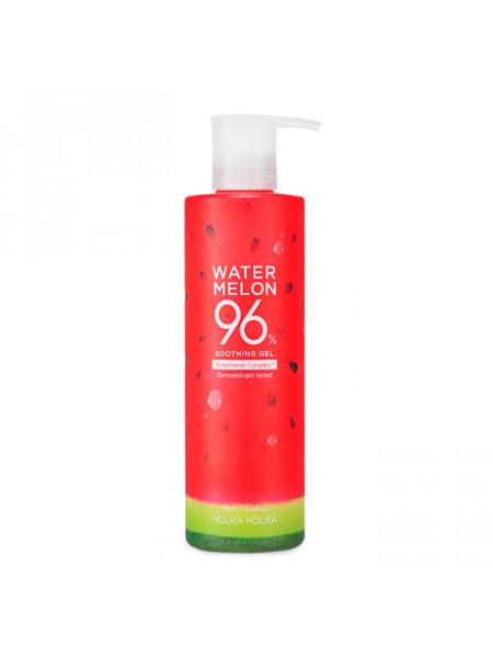 Гель для лица и тела с экстрактом арбуза Water Melon 96% Soothing Gel 390ml